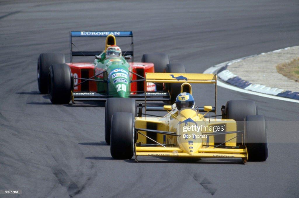 1990 British Grand Prix : News Photo