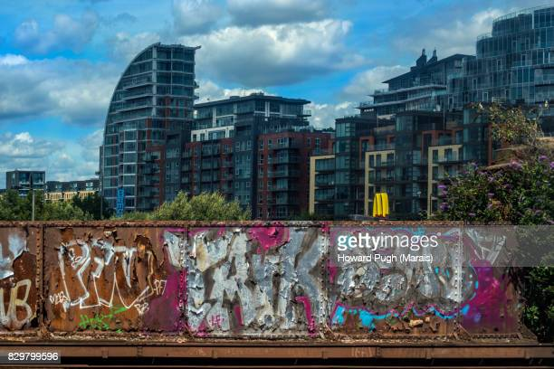 British Railroad Stations. Transport for London (TFL)