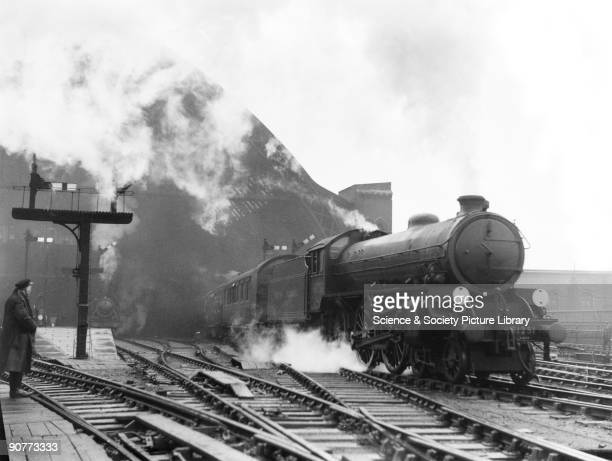 British Railways Eastern Region B1 class 460 locomotive number 61251 �Oliver Bury� The railways of Britain were nationalised in January 1948 having...