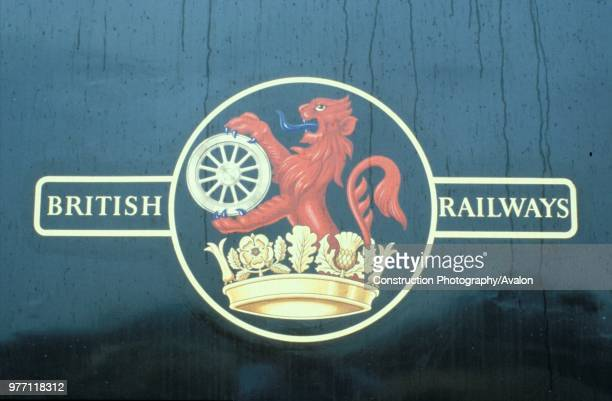 British Railway's highly acclaimed Lion and Wheel emblem