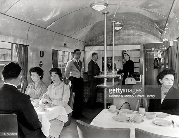 British Railways official photograph.