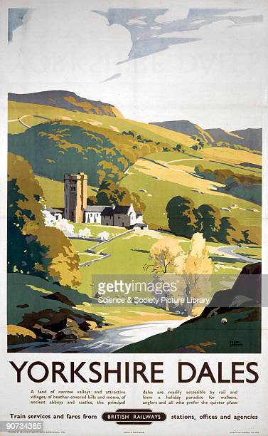 British Railways poster Artwork by Frank Sherwin