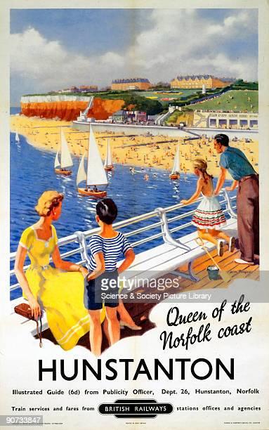 British Railways poster Artwork by William Fryer