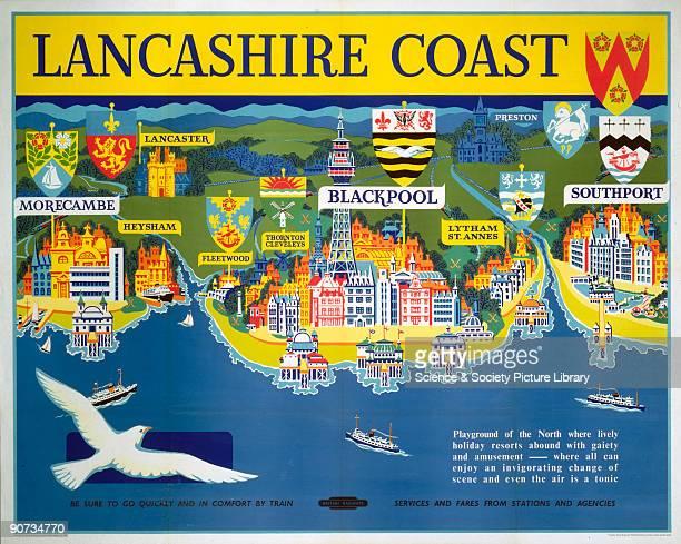 British Railways poster