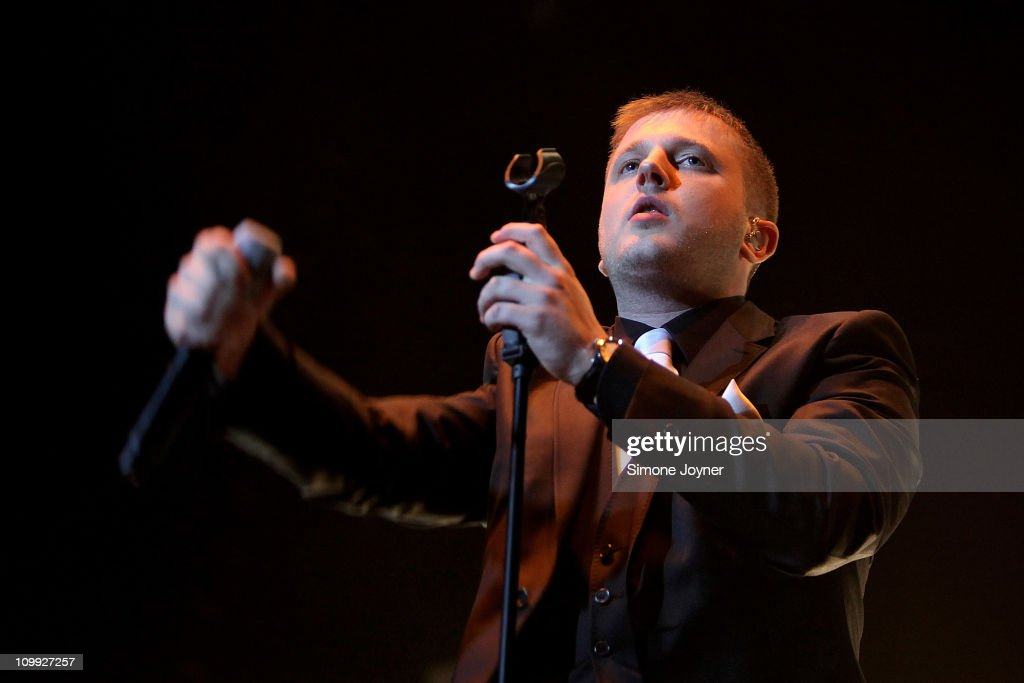 Plan B Performs At The 02