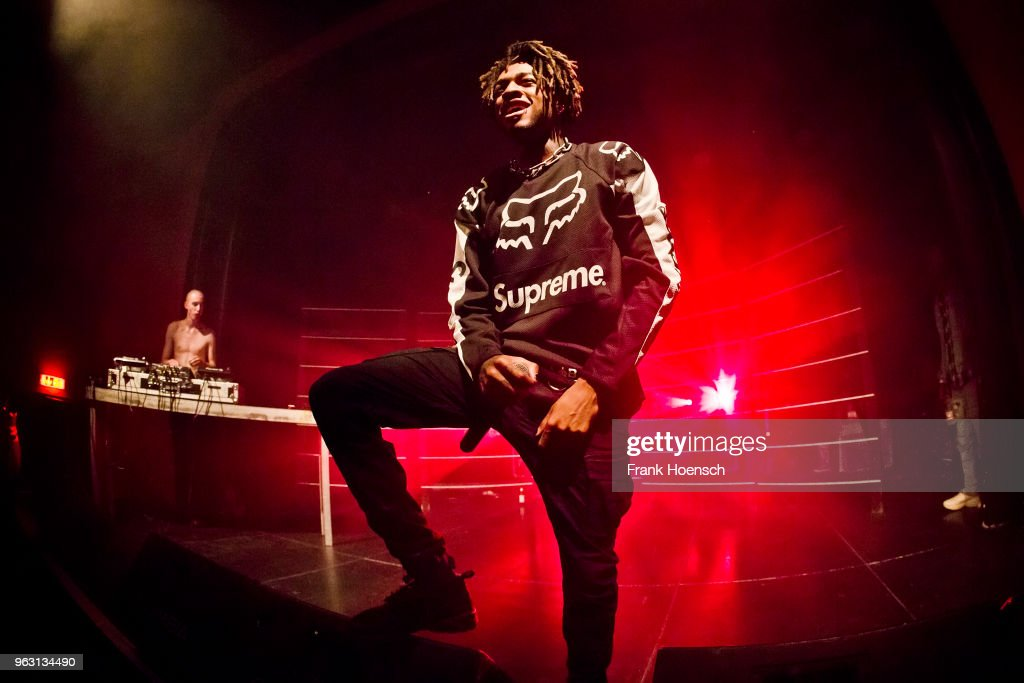 Scarlxrd Performs In Berlin