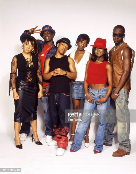 British RB and hip hop music group Big Brovaz 2003