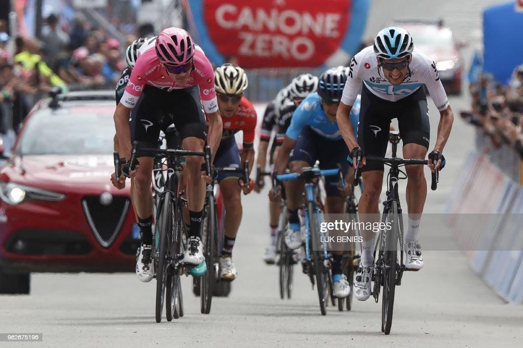 2018 Giro d'Italia - Stage Twenty