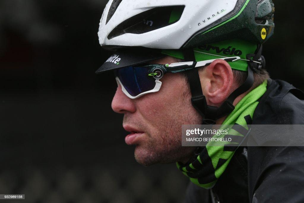 CYCLING-ITA-MILAN-SAN REMO : News Photo