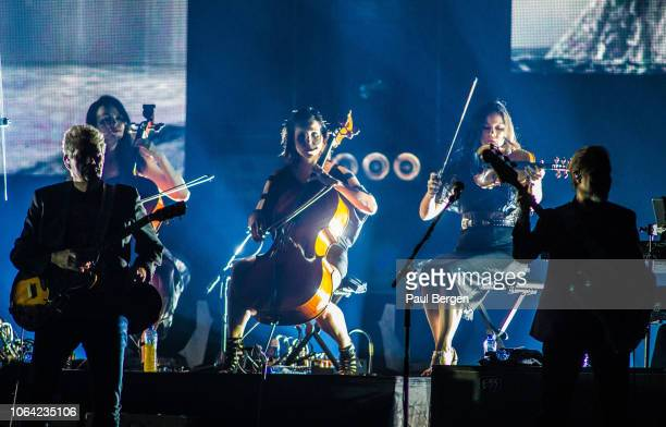 British rock band Jeff Lynne's ELO performs at Ziggo Dome Amsterdam Netherlands 27th September 2018