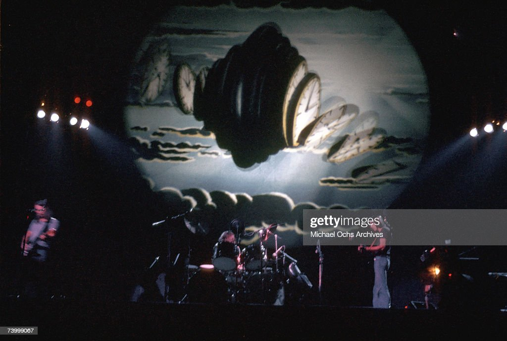 Pink Floyd Live In LA : News Photo