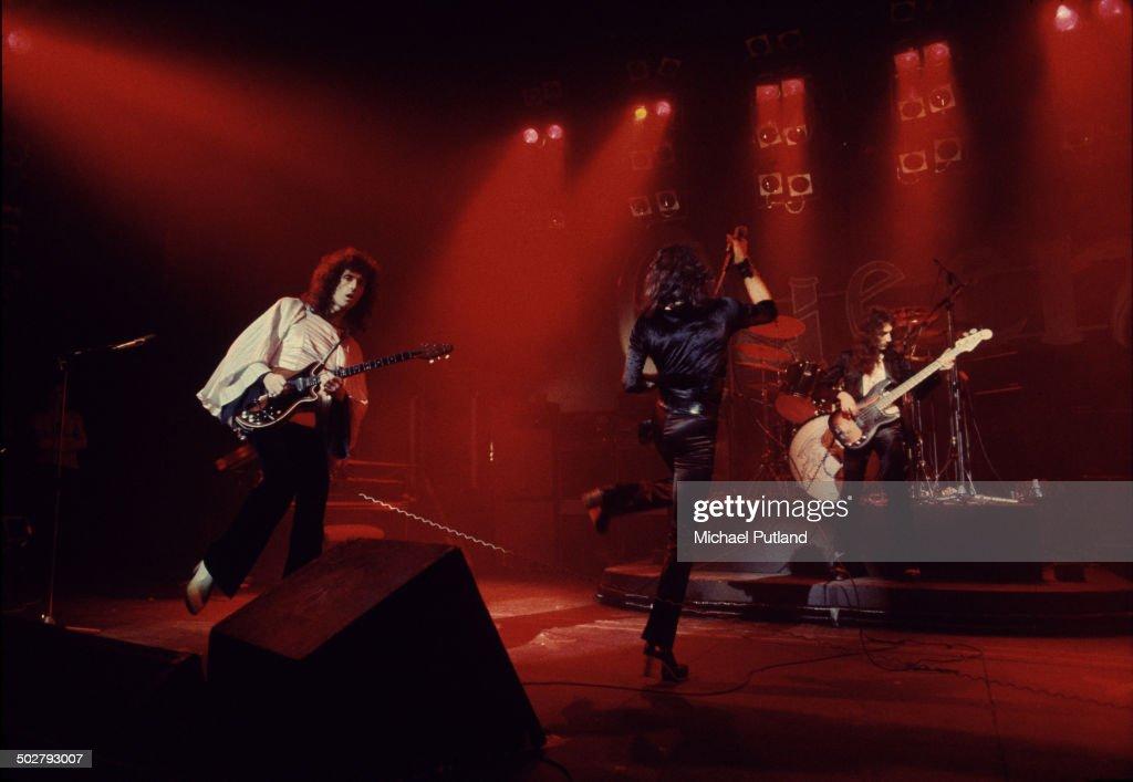 Queen Concert : News Photo