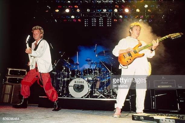 British Rock Band 'The Police' in Concert