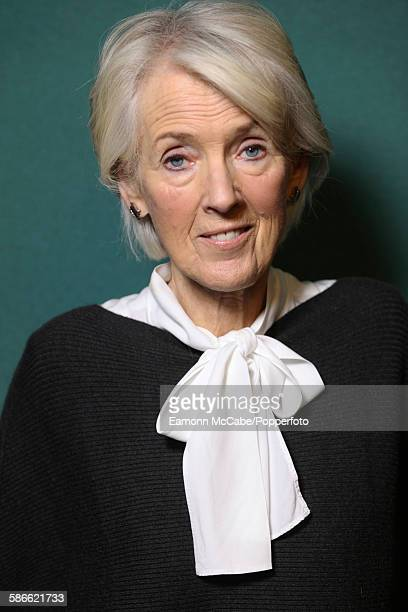 British romantic novelist Joanna Trollope 3rd October 2014