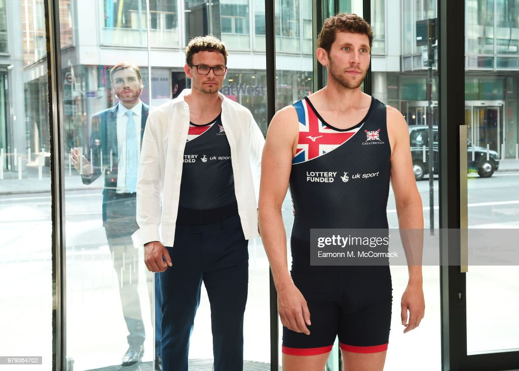 Launch of British Rowing Competition Kit Sponsored by SAS