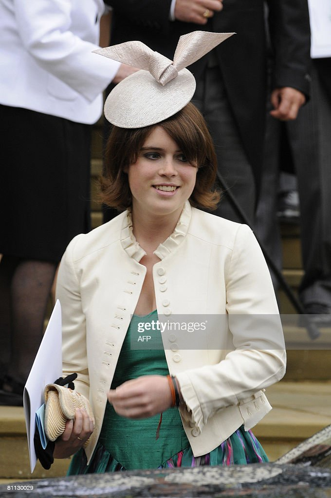 British royal family member Princess Eug : News Photo