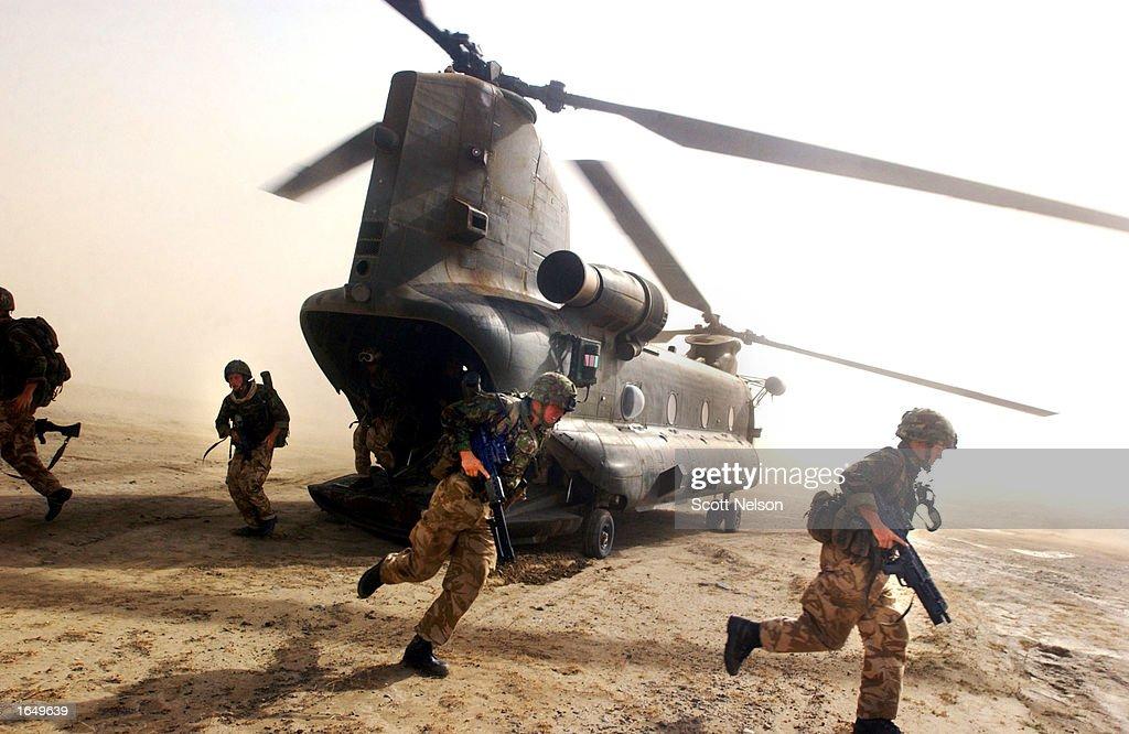 Operation Buzzard  : News Photo