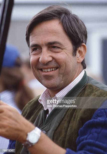 British Royalty Chester England Charity Clay Pigeon Shooting event August 1982 King Constantine II of Greece