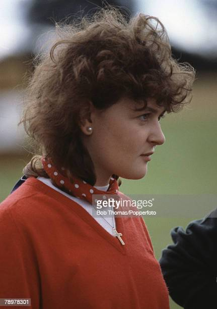 British Royalty Chester England Marina Ogilvy attending a charity shooting event