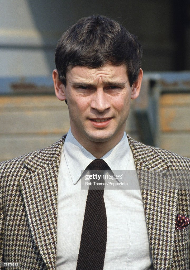 British Royalty. England. Circa 1980's. Sergeant Ralph Fuller, attached to Princess Diana's security staff. : News Photo