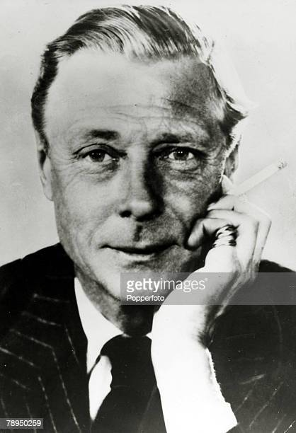 circa 1937 The Duke of Windsor portrait The Duke of Windsor became King Edward VIII for a short while in 1936 but abdicated due to his romance with...