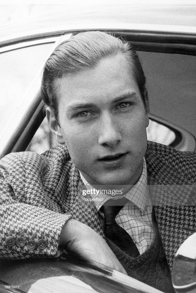 British Royalty. 1962. Prince William of Gloucester pictured at the time he was in his 2nd year at Cambridge University. Prince William, 1941-1972, (grandson of King George V) was killed in a plane crash in 1972. : News Photo