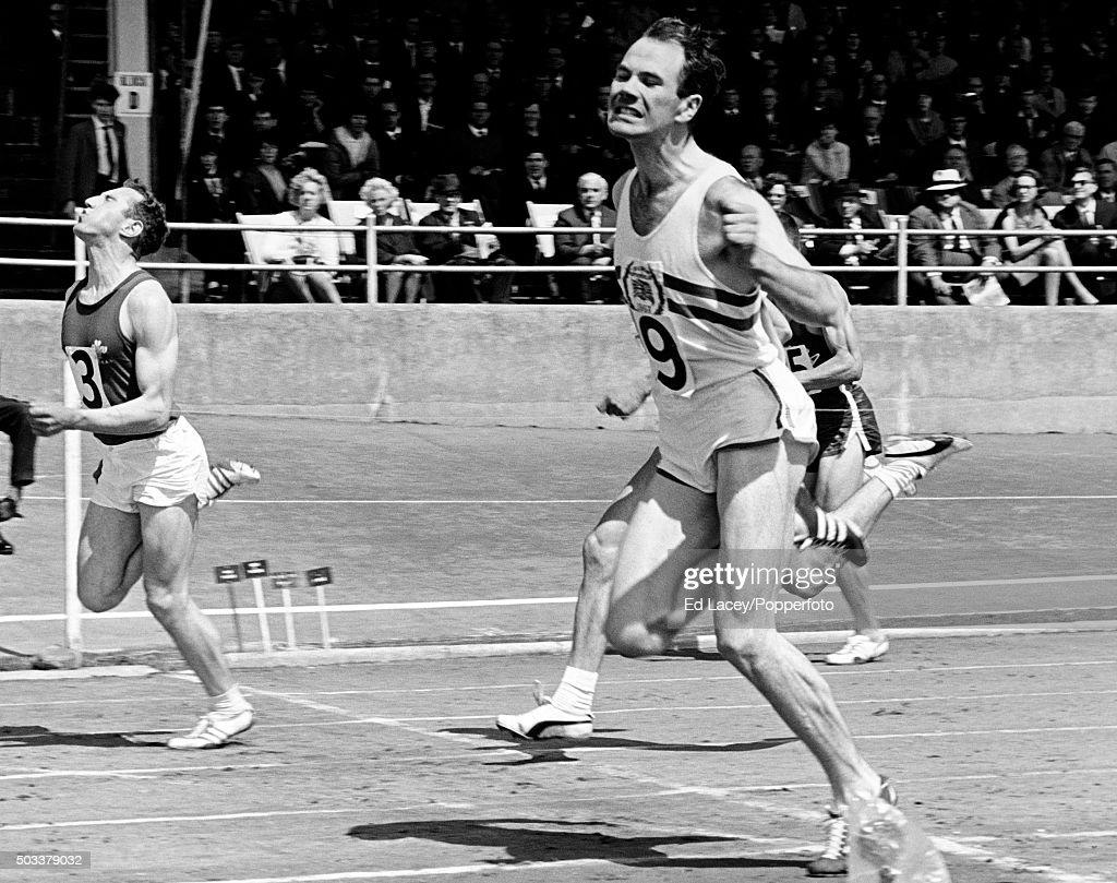 British runner Menzies Campbel...