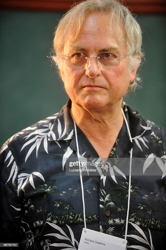 British scholar and author Richard Dawkins attends a press conference on the second day of the 2009 Paraty International Literary Festival on July 2, 2009 in Paraty, Brazil.