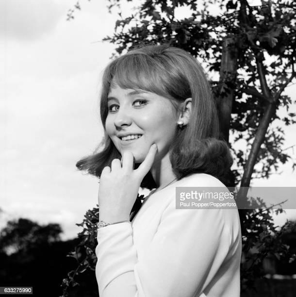 British singer and entertainer Lulu in Manchester circa 1967