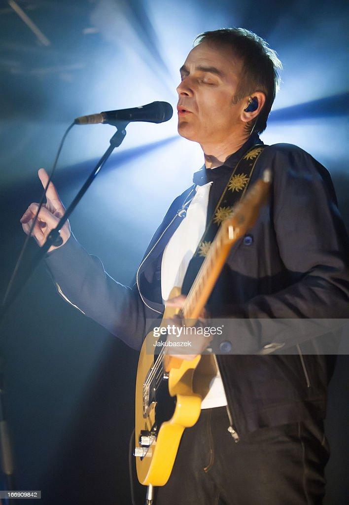 Karl Hyde Performs In Berlin