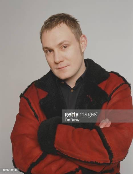 British singer and songwriter David Gray circa 2002
