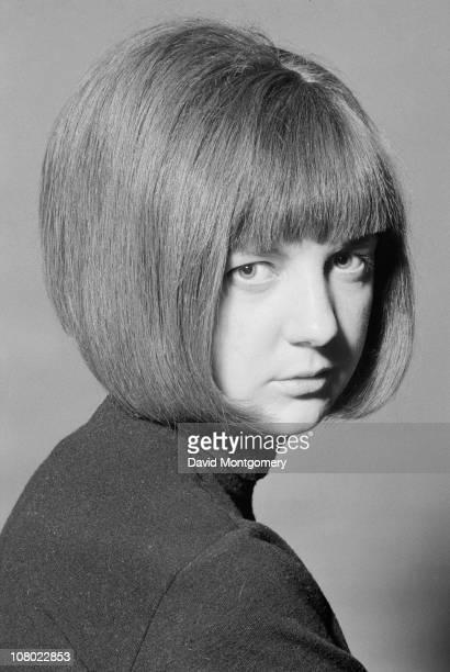 British singer and television presenter Cilla Black circa 1966