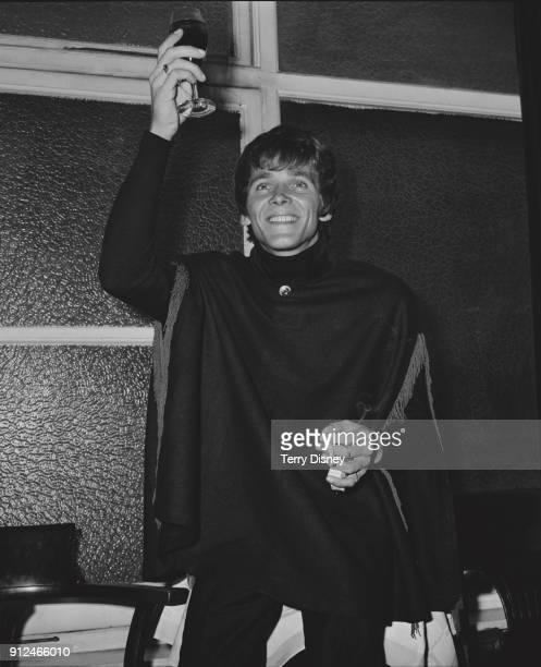 British singer Billy Fury UK 27th May 1968