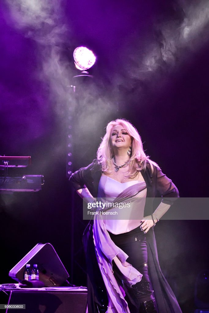 Bonnie Tyler Performs In Berlin
