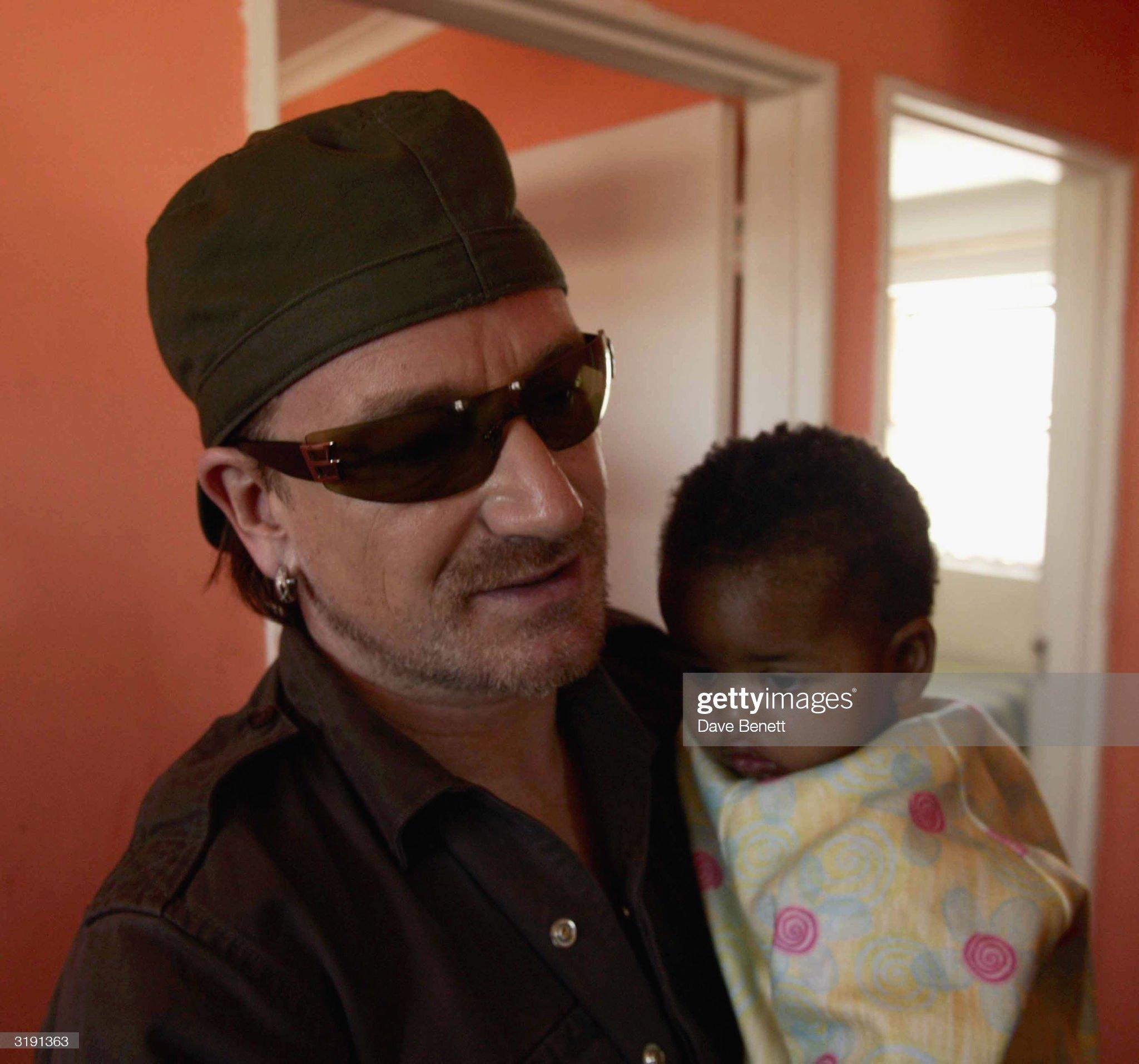 """The Nelson Mandela Foundation's 46664 """"Give 1 Minute to AIDS"""" concert : Fotografia de notícias"""