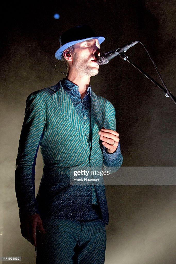 Charlie Winston Performs In Berlin