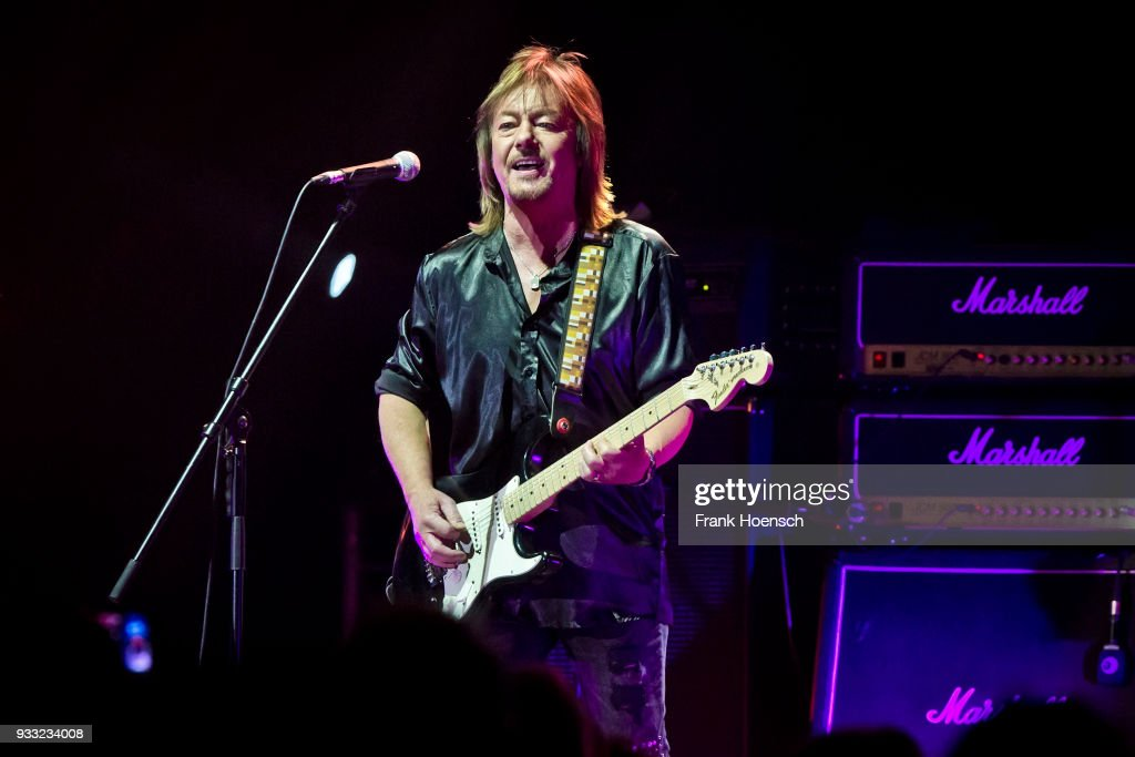 Chris Norman Performs In Berlin