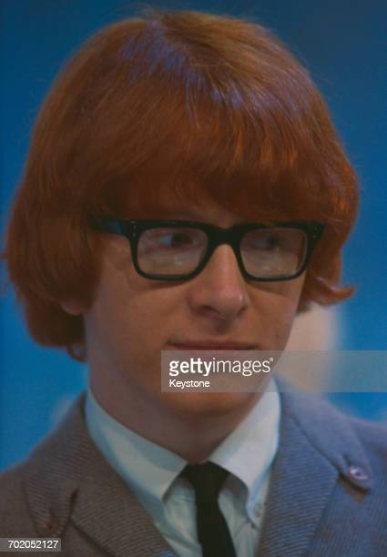 British singer guitarist and record producer Peter Asher circa 1965 He is the brother of actress Jane Asher