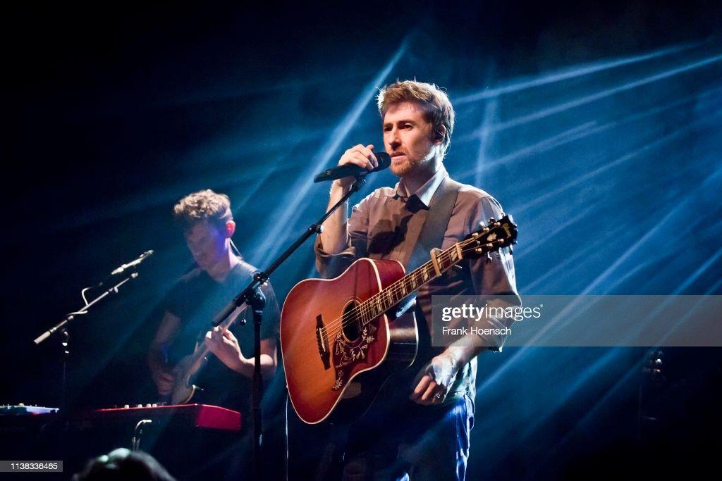 DEU: Jamie Lawson Performs In Berlin