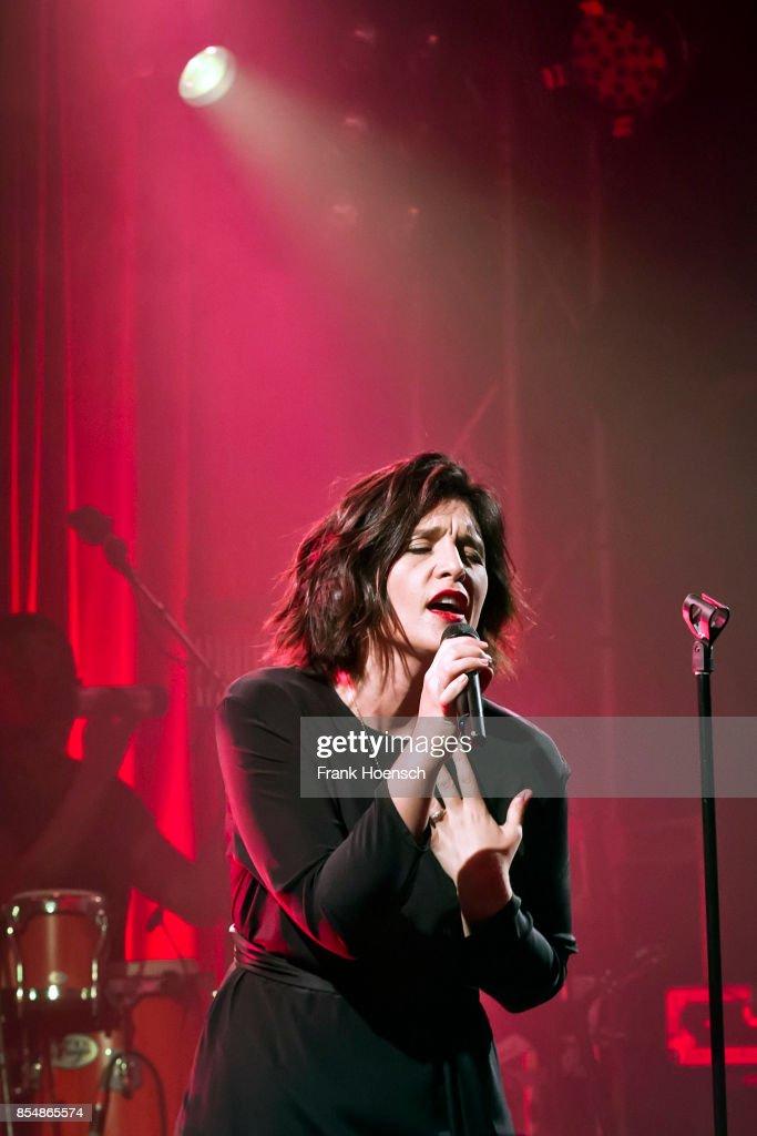 Jessie Ware Performs In Berlin