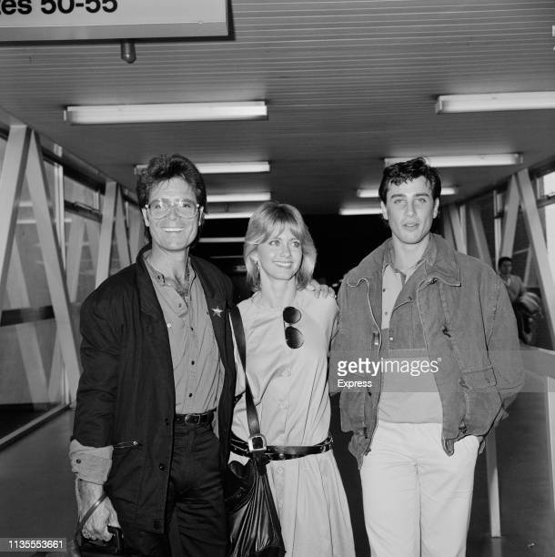 British singer musician and actor Cliff Richard EnglishAustralian singersongwriter and actress Olivia NewtonJohn and American actor and dancer Matt...
