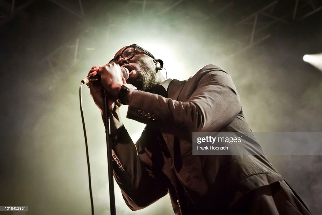 Ghostpoet Performs In Berlin