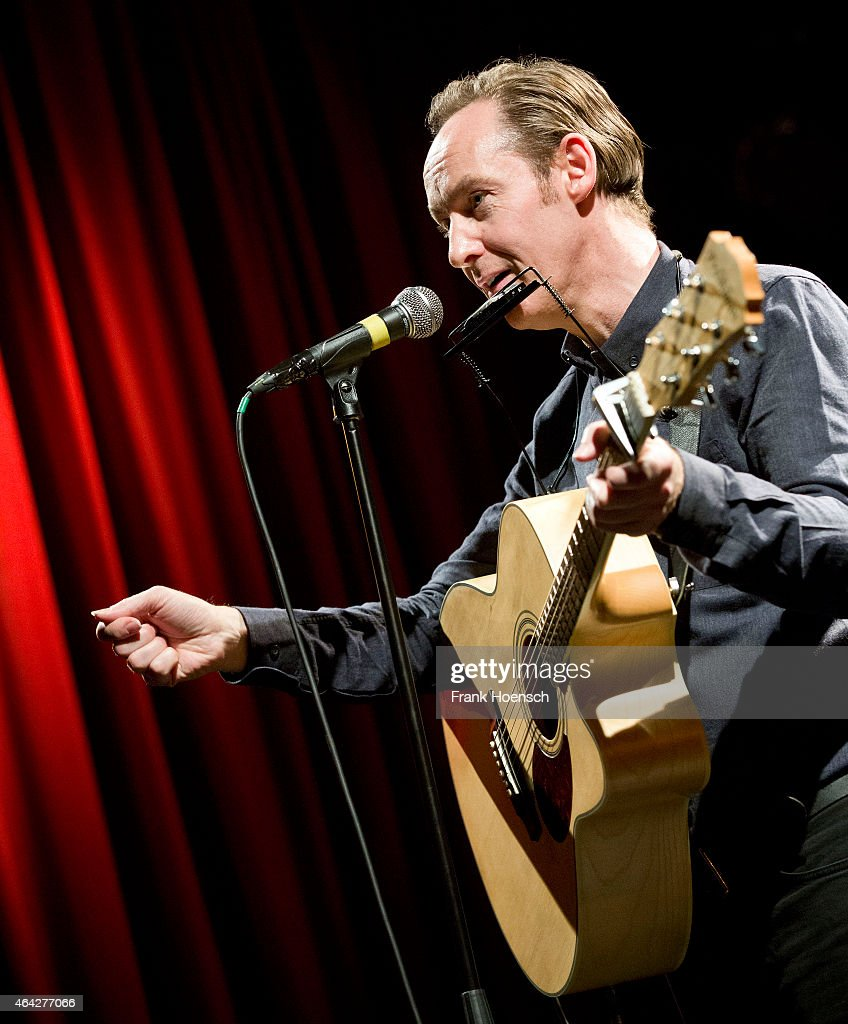 British singer Roddy Frame performs live during a concert at the ...