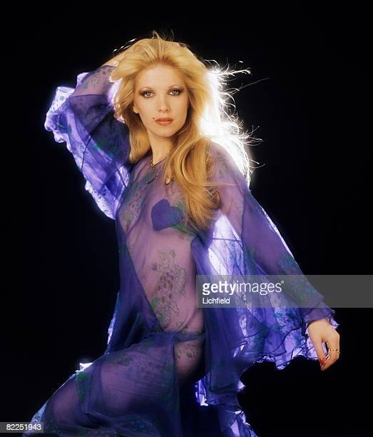 British singer songwriter and keyboard musician Lynsey de Paul photographed on 27th August 1976
