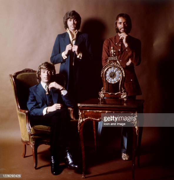 British singer songwriter and record producer Robin Gibb British musician singer songwriter and record producer Maurice Gibb and BritishAmerican...