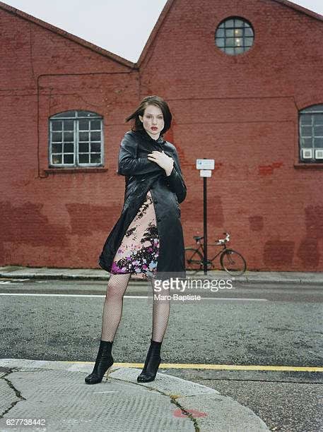British singer Sophie Ellis Bextor
