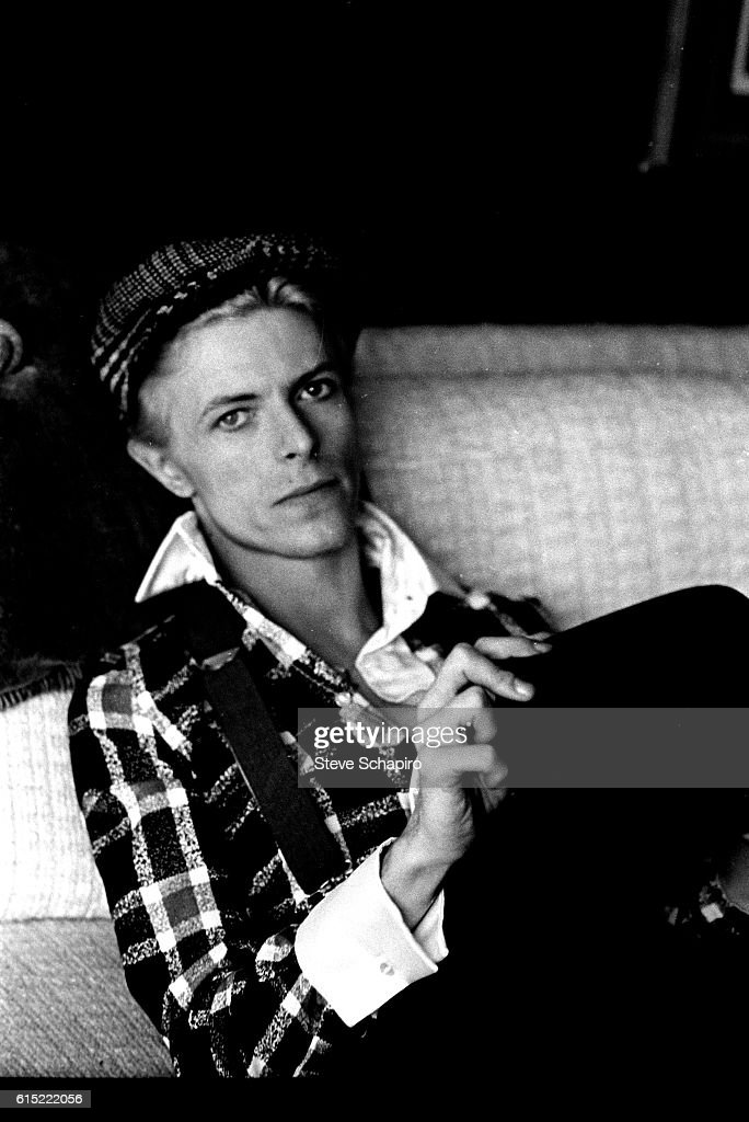 David Bowie at Home