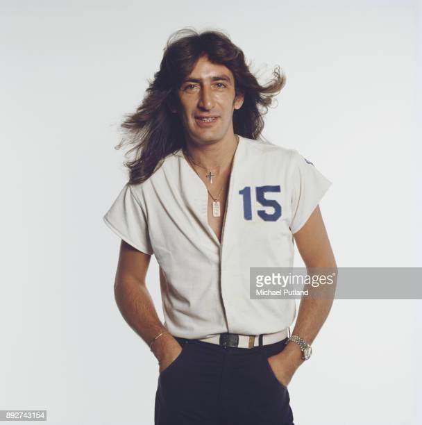 British singersongwriter and musician Ken Hensley 1974