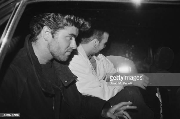 British singersongwriter George Michael of musical duo Wham circa 1985