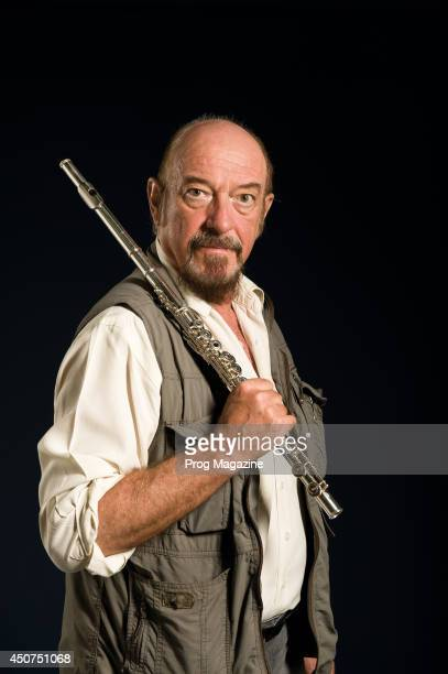 British singersongwriter Ian Anderson best known for his work with progressive rock band Jethro Tull taken on July 1 2013